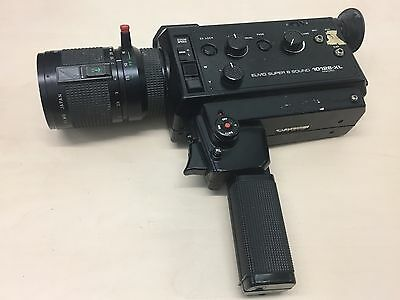 Elmo 1012S-XL Super 8 Macro Sound Camera