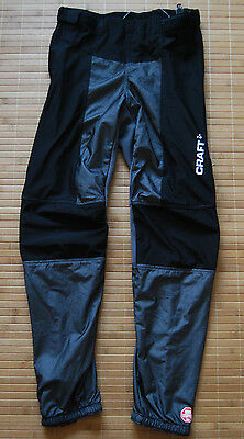 Craft Gore Windstopper Tights Men's size S Genuine Trousers running hybrid