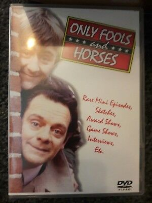Only Fools and Horses Rare Lost Episodes Sketches Award Shows & Game Shows