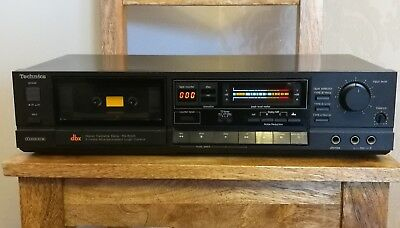Technics RS-B405 Casette Deck