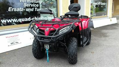quad atv access shade 420 lof 400ccm neu 4x4 incl topcase. Black Bedroom Furniture Sets. Home Design Ideas