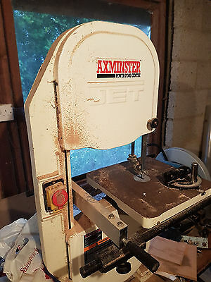 Used Axminster/ Jet bandsaw - Buyer collects