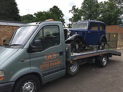 classic car collection / delivery service, local recovery, projects relocated.