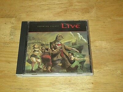 Throwing Copper by Live CD Radioactive Records 1994 13 tracks