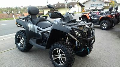 Quad/ATV CFMOTO CForce 820 V2 58 PS 800ccm EFI IRS EPS LOF 4×4 neu 2 Zylinder