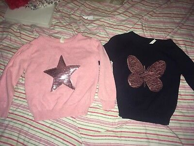 Baby Girl Jumpers 12-18 Months