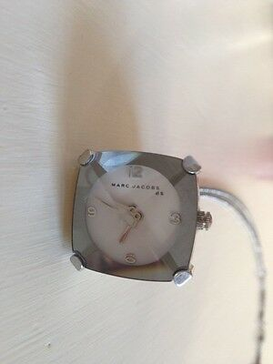 Marc Jacobs ring watch