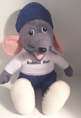 Talking Roland Rat in full working order