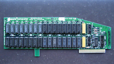 Apple IIGS Memory Expansion card 1 MB