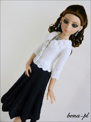 "bena-pl Clothes for Ellowyne Wilde, Amber, Lizette, Prudence 16"" OOAK outfit"