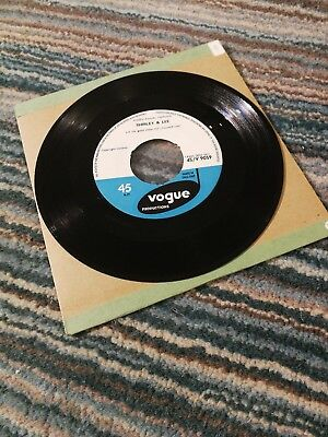 "Shirley & Lee Let The Good Times Roll b/w Do You Mean To Hurt Me So 7"" 45"