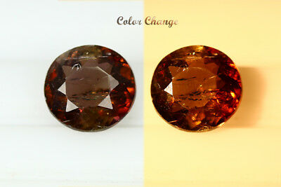 2.245 Ct  Earth Mined Unique Dazzling 100% Natural Dancing' Color Change Axinite