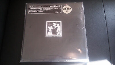 Mad Season Above Vinyl Reissue Sealed Limited Alice In Chains Pearl Jam Grunge