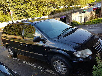 Chrysler Grand Voyager 3.3 Limited XS Stow n GO