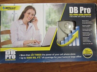 Wilson 841262 Db Pro Cell Phone Signal Booster