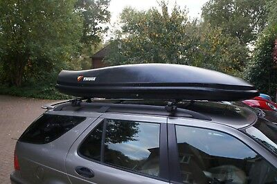 Thule Roof Box - Vision 850