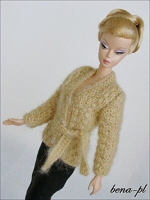 bena-pl Sweater for Silkstone, Vintage Barbie, FR Victoire Roux, FR East 59th