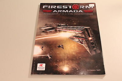Firestorm Armada Book