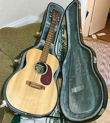 BRAND NEW Martin X 0001 Acoustic Guitar