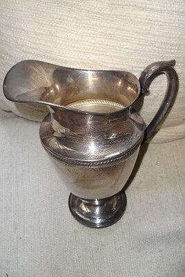 Silver Pitcher 685 - Castleton International