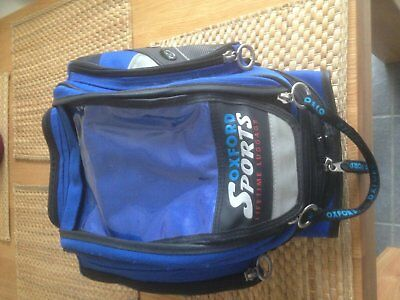 Oxford Soft Luggage Tank Bag