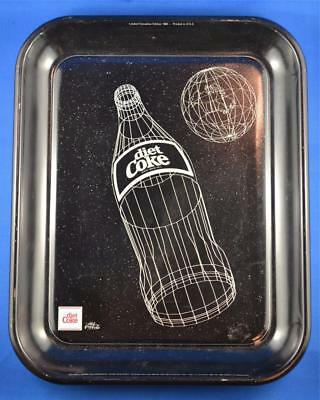 1985 Limited Edition Canadian Vintage Coca-Cola Tray. Advertising Tray For Coke.