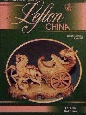Vintage Lefton  China Encyclopedia Value Guide Collector's Book