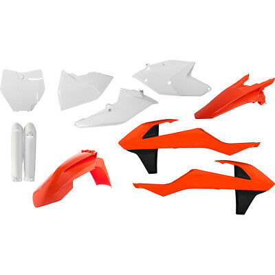 Acerbis NEW Mx KTM SX SXF 125-450 16-18 OEM '18 Motocross Dirt Bike Plastics Kit