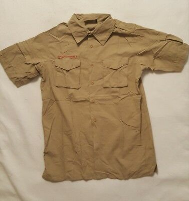 Boy Scout of America MEN SIZES Shirt ~Small Med Large XL 4XL~ 100% Supplex Nylon