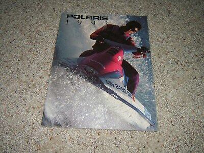 1993 Polaris Sea Lion personal watercraft PWC original brochure