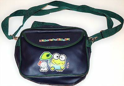 Kero Kero Keroppi Bag Messenger Tote Purse Shoulder Vintage Semi - Rare