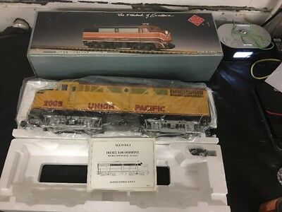 POWERED Aristocraft ART-22305-03 UP/Union Pacific ALCO DIESEL FA-1, G Scale