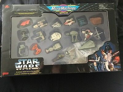 Star Wars Micro Machines Space Miniatures