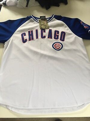 Chicago Cubs Jersey Large