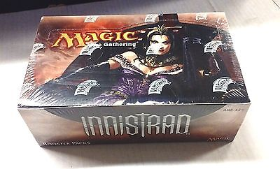 MTG INNISTRAD Booster Box Factory Sealed FREE CONT. U.S. SHIPPING