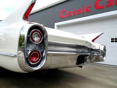 1960 Cadillac DeVille  1960 Cadillac Coupe DeVille Big Fins Air Conditioned Barn Find Low Reserve
