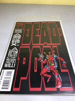 Deadpool : The Circle Chase Issue 1 Great Condition