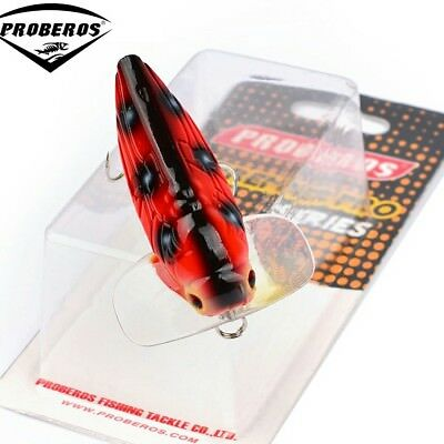 Bass surface lures