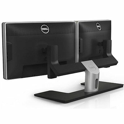Dell Mds14A Dual Monitor Desktop Stand With Vesa Adaptor, 1Yr Wty (452-Bcme)