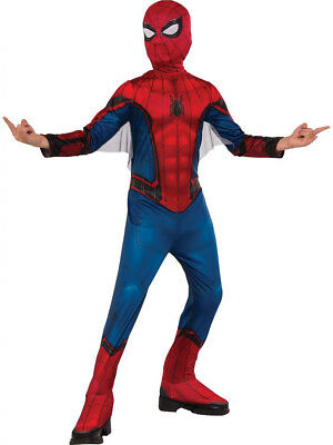 Child's Boys Spider-Man Homecoming Webbed Costume
