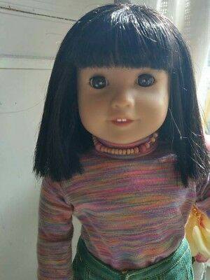 Gorgeous American girl doll Ivy Very Good Condition.