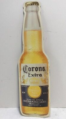 Vintage Corona Extra Bottle Sign