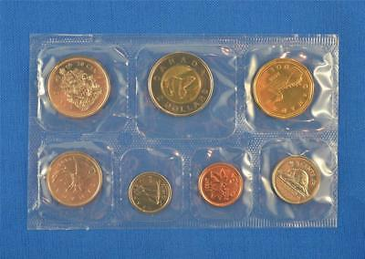Set Of 7 2006 Canadian Special Edition Uncirculated Royal Canadian Mint Set Coin