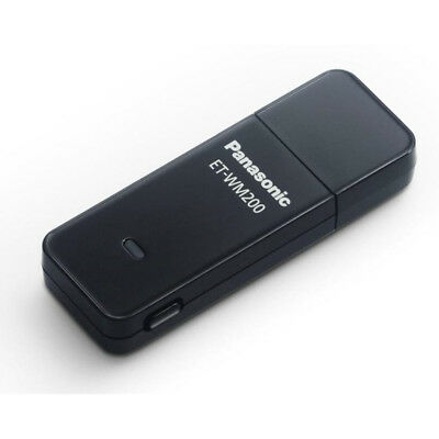 Panasonic WIRELESS LAN DONGLE FOR PANASONIC 400, 500 (ET-WM200E)