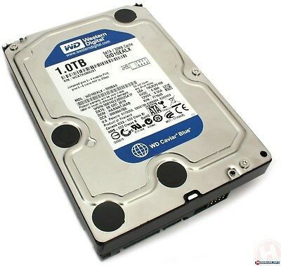 "Western Digital Caviar Blue Internal 7200/5400 3.5"" Hard Drive Cache: 64MB 6Gb/S"