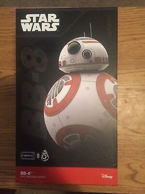 SPHERO Star Wars BB-8 App Enabled Droid New Sealed