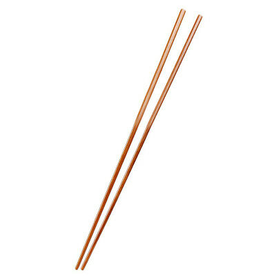 Japanese Style Wooden Chopsticks Hot Pot Gift Set 4 Pairs O9P3