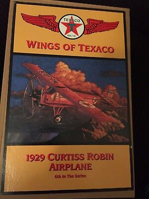 Wings of Texaco1929 Curtis Robin Airplane