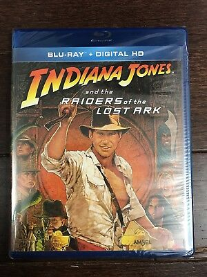 :::NEW::: Indiana Jones and the Raiders of the Lost Ark (Blu-ray + Digital HD)