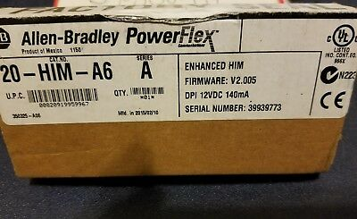Allen bradley Powerflex 20-HIM-A6